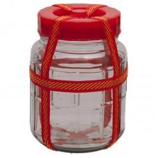 Стеклянная бутыль GK-70, 5 литров