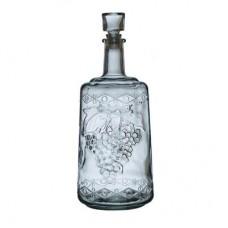 """Стеклянная бутыль (графин) """"Традиция"""" 1,5 литра"""