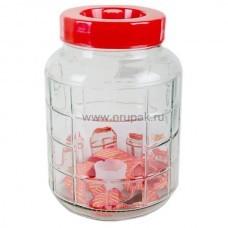 Стеклянная бутыль GK-70, 25 литров