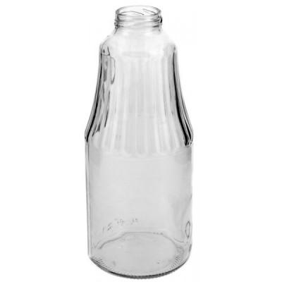 "Бутылка стеклянная ""Бриола-3"" 1 л  ТО-43"