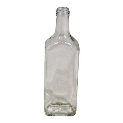 """Бутылка стеклянная """"Роса"""" 0,5 л, ТО- 28"""