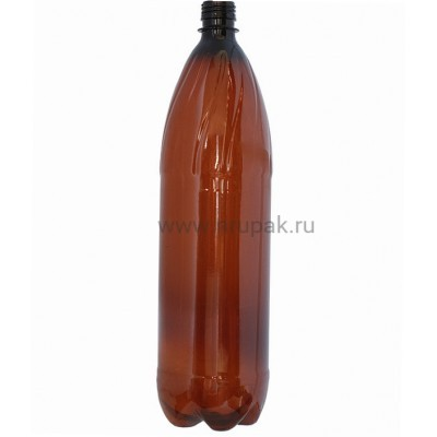 Бутылка ПЭТ 1,5  л. с крышкой  60 шт/ упак