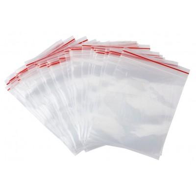 Пакеты с застежкой zip-lock (грипперы) 100/150 мм