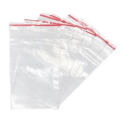 Пакеты с застежкой zip-lock (грипперы) 40/60 мм