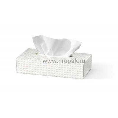 Салфетки бумажные вытяжные 100 листов
