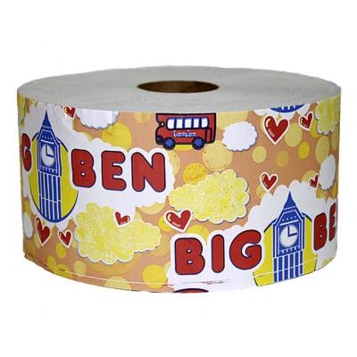 """Туалетная бумага """"Биг Бен"""" 12 шт/ мешок"""