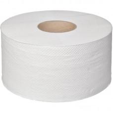 Туалетная бумага 150 м ЦЕЛЛЮЛОЗА для диспенсера 2х слойная, 12 шт/ мешок