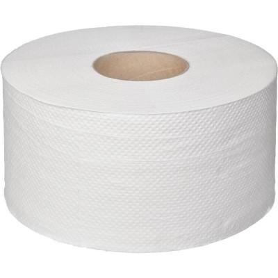 Туалетная бумага 150 м ЦЕЛЛЮЛОЗА для диспенсера 2х слойная