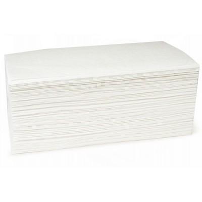 Полотенца бумажные листовые V-сложения