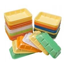 Одноразовая упаковка для пищевых продуктов