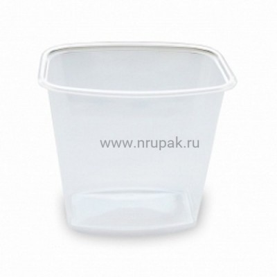 Контейнер 350 мл Упакс-Юнити, 100 шт/ упак, 10 упак/ кор.