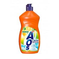 """Моющее средство для посуды """"AOS"""" 0,5 л"""