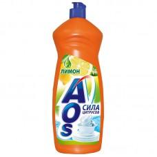 """Моющее средство для посуды """"AOS"""" 0,9 л"""