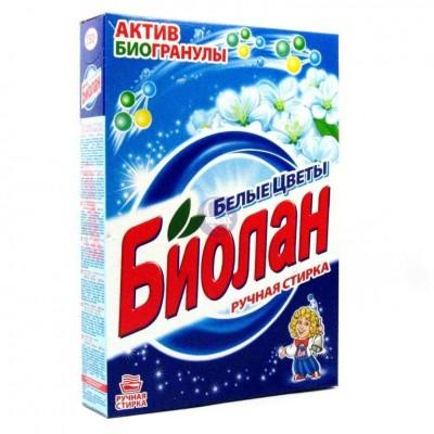 """Стиральный порошок """"Биолан"""" ручная стирка 350 гр"""