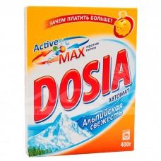 """Стиральный порошок """"Dosia"""" автомат 400 гр"""