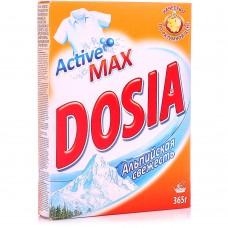 """Стиральный порошок """"Dosia"""" ручная стирка 365 гр"""
