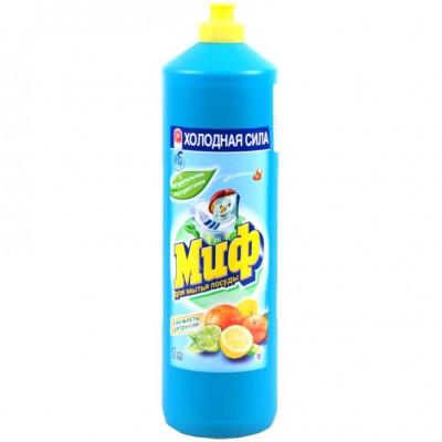 """Моющее средство для посуды """"Миф"""" 1 л"""