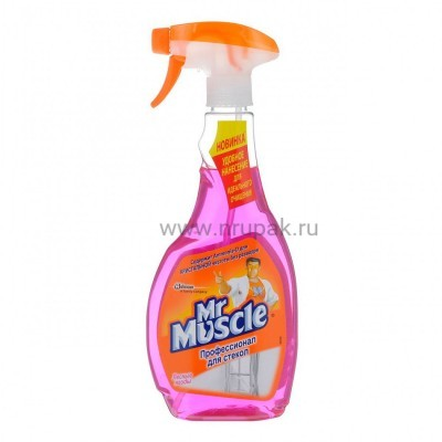 """Моющее средство для стекол """"Мистер Мускул"""" 0,5 л"""