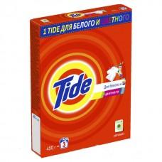 """Стиральный порошок """"Tide"""" автомат 450 гр  для белого и цветного"""