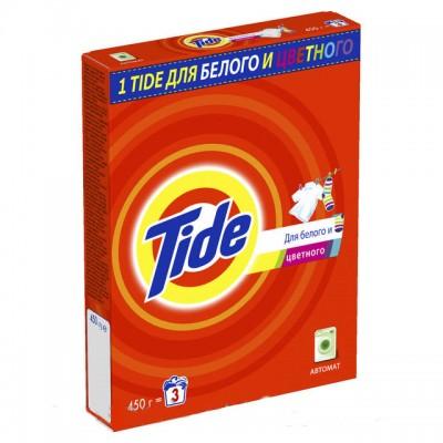 """Стиральный порошок """"Tide"""" автомат 450 гр"""