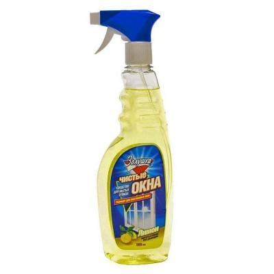 """Моющее средство для стекол """"Золушка"""" 0,5 л"""