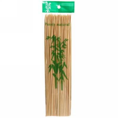 Стеки для шашлыка бамбук 300 мм