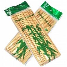 Стеки для шашлыка бамбук 200 мм