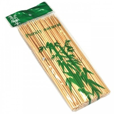 Стеки для шашлыка бамбук 250 мм