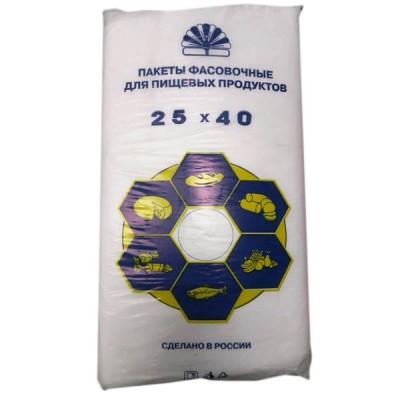 Фасовочные пакеты Таус Пак  25*40,  10 уп/ мешок