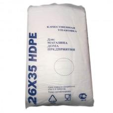 Фасовочные пакеты HDPE bags синий 26*35,  10 уп/ мешок