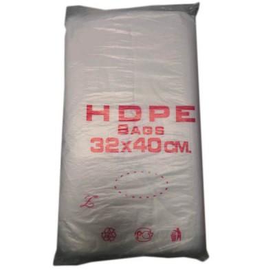 Фасовочные пакеты HDPE bags красн. 32*40,  10 уп/ мешок