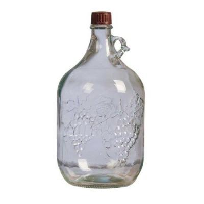 """Стеклянная бутыль (Графин) """"Сулия"""" 5 литров"""