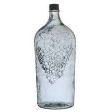 """Стеклянная бутыль (Графин) """"Симон"""" 7 литров"""