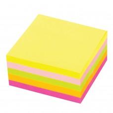 Стикеры BASIR, 200 листов, 76*76 мм, разноцветные