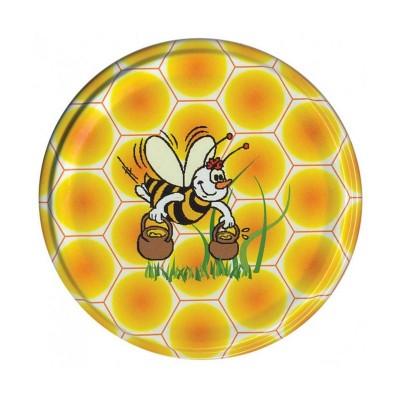 Крышки коллекционные Твист-офф III-82 (ТОКК) Пчела