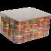 Крышки твист-офф Ø 66 мм. (ТОКК) литографированные, полноцветные. (термо, 20 шт.)