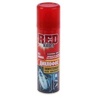 """Средство от насекомых """"Дихлофос Red Killer"""" 200 мл"""