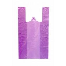 Пакет майка ПНД 25*45 цветная (Г),  50 упак/ меш