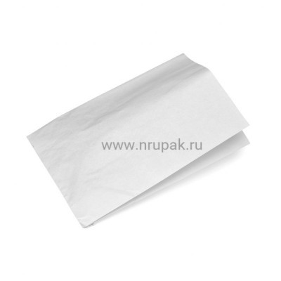 Пакет бумажный ламинация без печати 200*85*285 мм