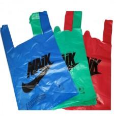 Пакет майка Nike цветной 30*55, 30 упак/ мешок