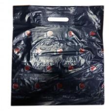 Пакет с вырубной ручкой Розы 38*48 , 1000 шт/ меш