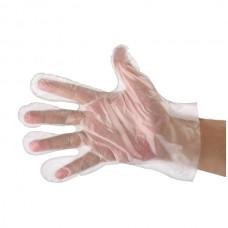 Перчатки полиэтиленовые одноразовые 50 шт/ упак