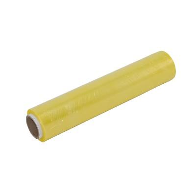 Пленка пищевая Nova Roll 30*250 ,желтая. 6 рул/ кор