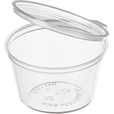 Соусник 50 мл, 80 шт/ упак, 15 упак/ кор