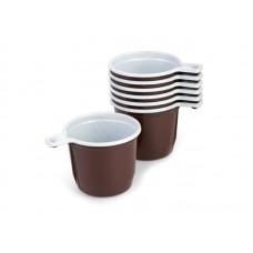 Чашка кофейная 200 мл. (Пермь) 50 шт/ упак, 20 упак/ кор