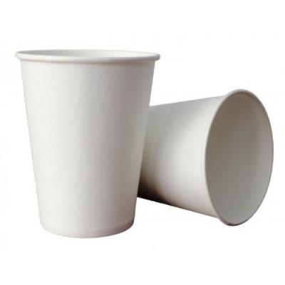 """Стакан бумажный """"Белый""""   250 мл, d 80, 1000 шт/ кор."""