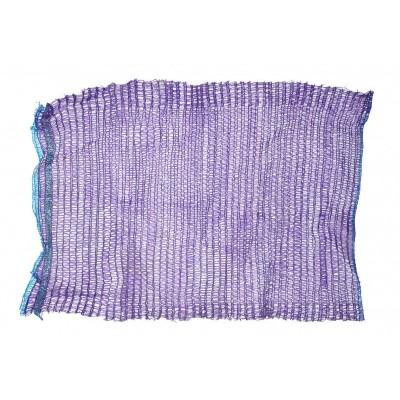 Сетка для овощей до 10 кг 30*47 фиолетовая,  100 шт/ упак
