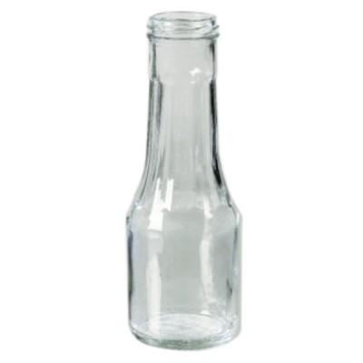 """Бутылка стеклянная """"Томат"""" 0,23 л, ТО-43"""