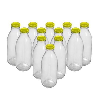 """Бутылка """"Молочная"""" 1 л, ТО- 43"""